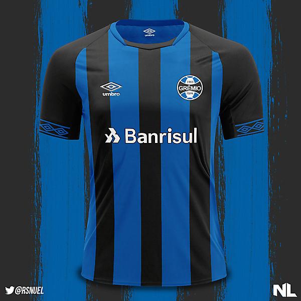Grêmio FBPA - Home Kit Concept