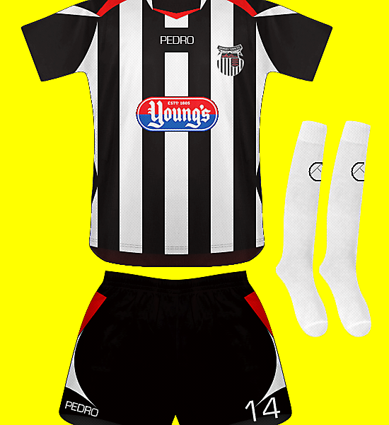 Grimsby Town Home