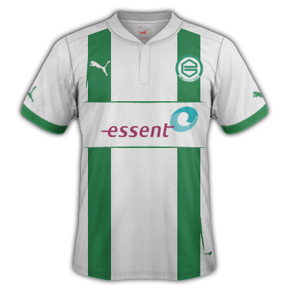 Groningen fantasy kits with Puma