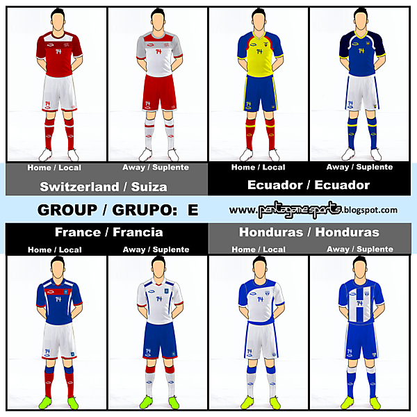 Group / Grupo:  E
