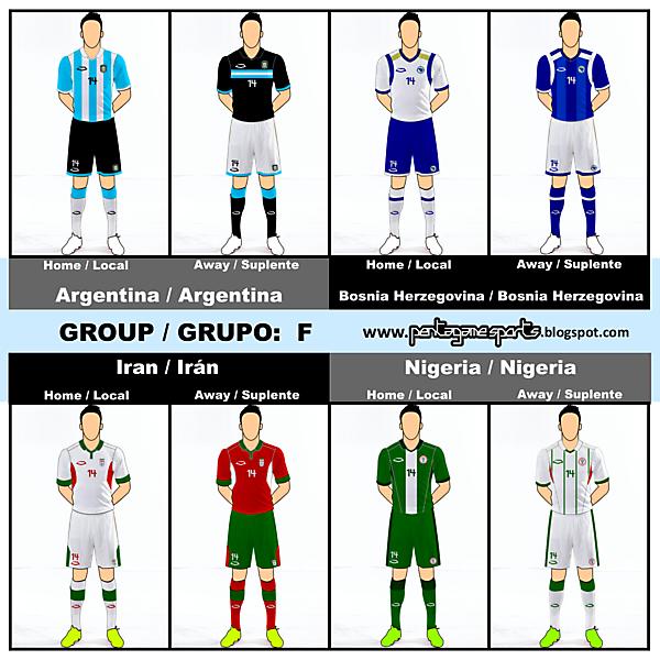 Group / Grupo:  F