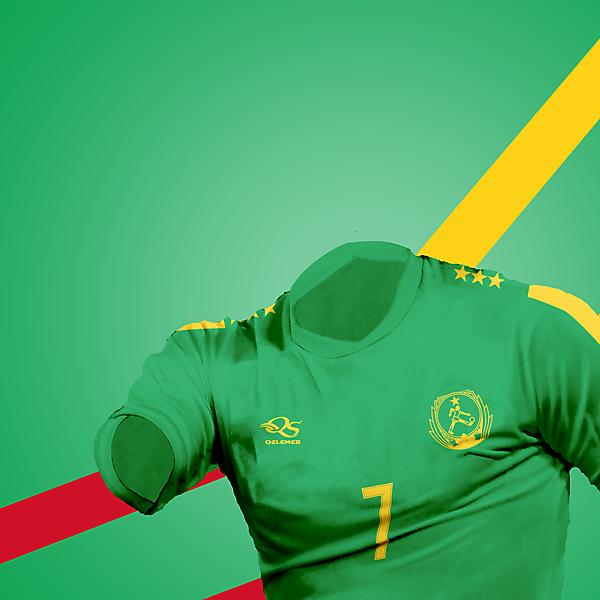 Guinea Bissau - Away
