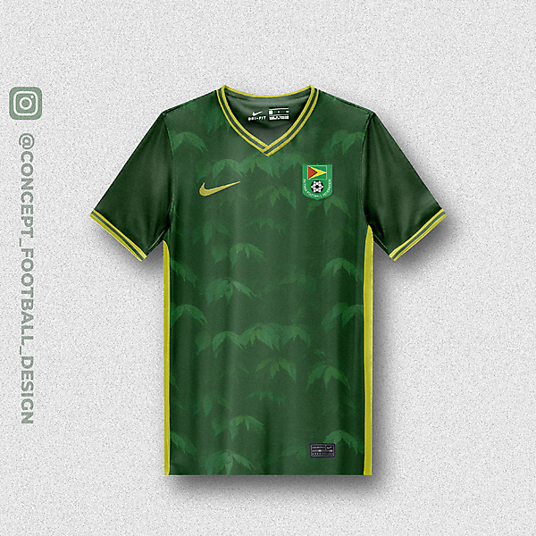 Guyana Away Shirt