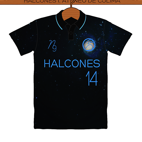 Halcones I.A.C. Home