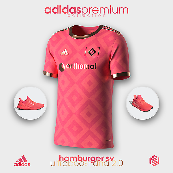 hamburger sv x adidas x ultraboost dna 2.0 :: adidas premium collection