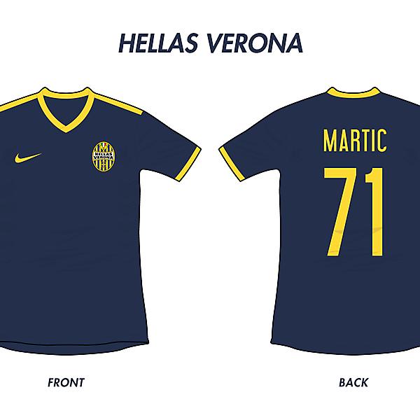 Hellas Verona Home
