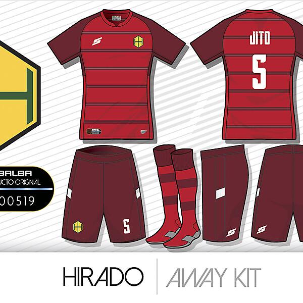 Hirado Away kit