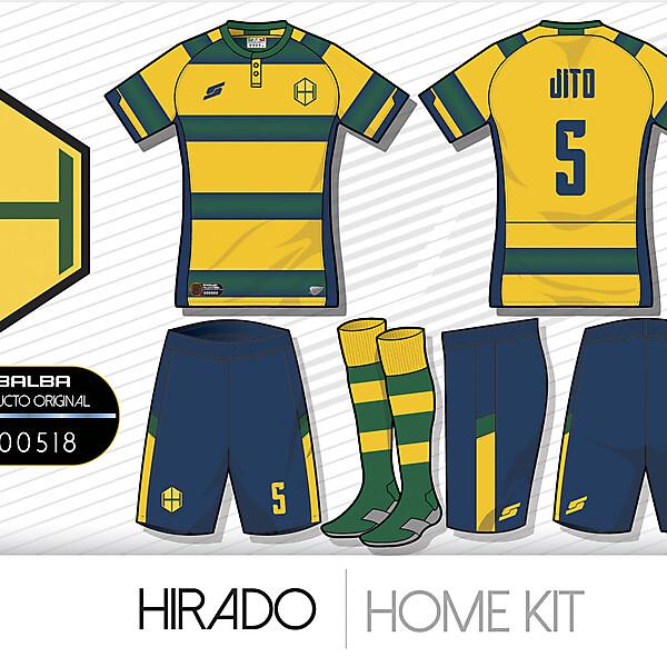 Hirado Home kit