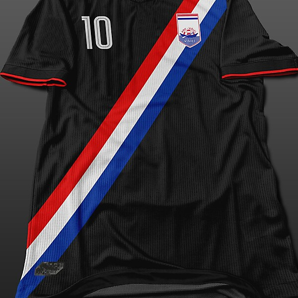 HNK Višići, local club kit design