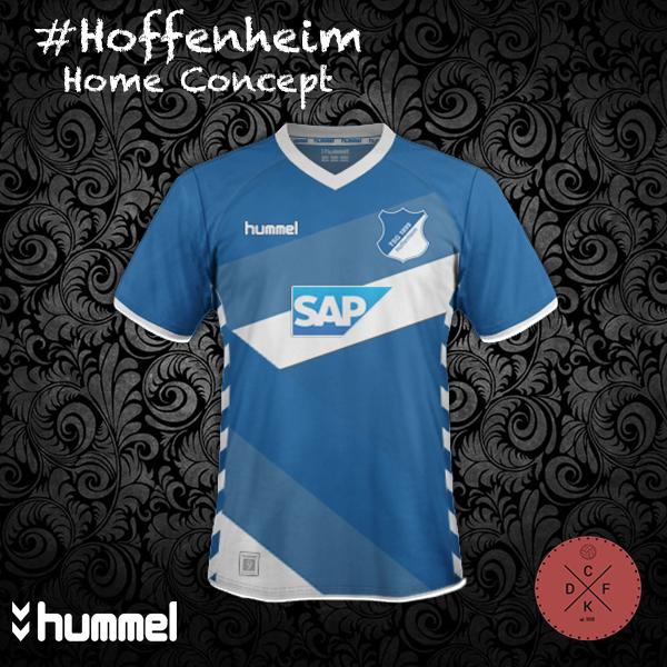 Hoffenheim Home Hummel Concept