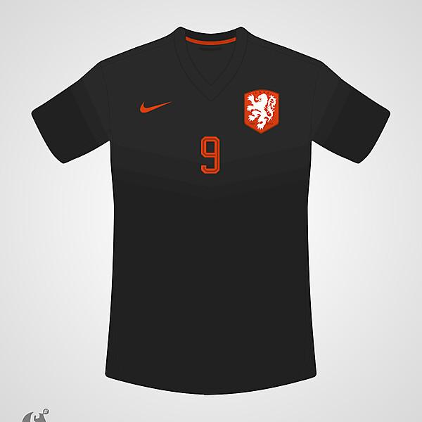 Holanda Away Kit