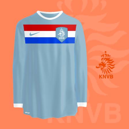 Holland away kit