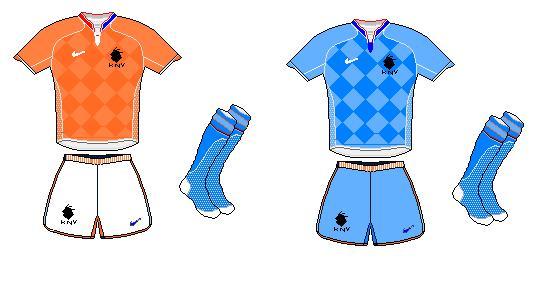 Netherlands (KNVB) Home and Away