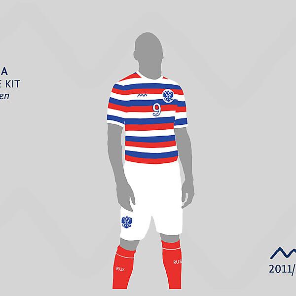 Russia home kit