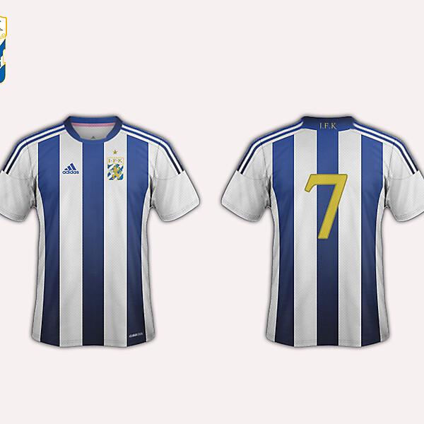 Home Kit // IFK Göteborg