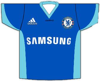 Chelsea 2013/14 Home Shirt