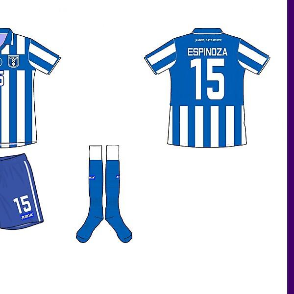 Honduras Away Kit