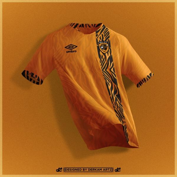 Hull City - Home Kit