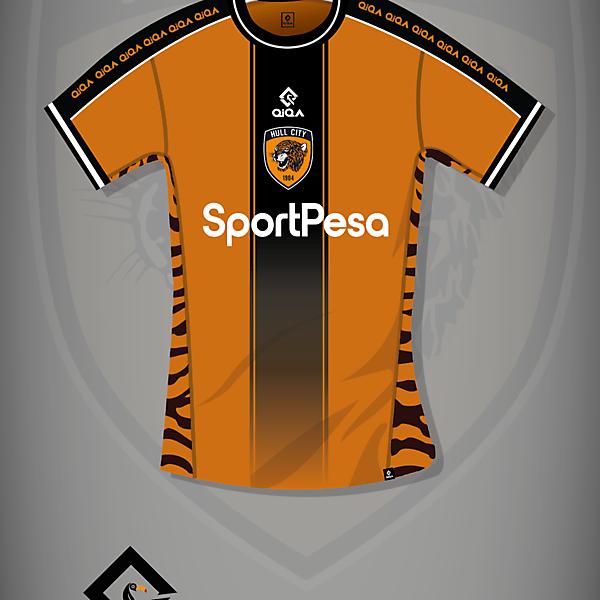 Hull City - QIQA Design