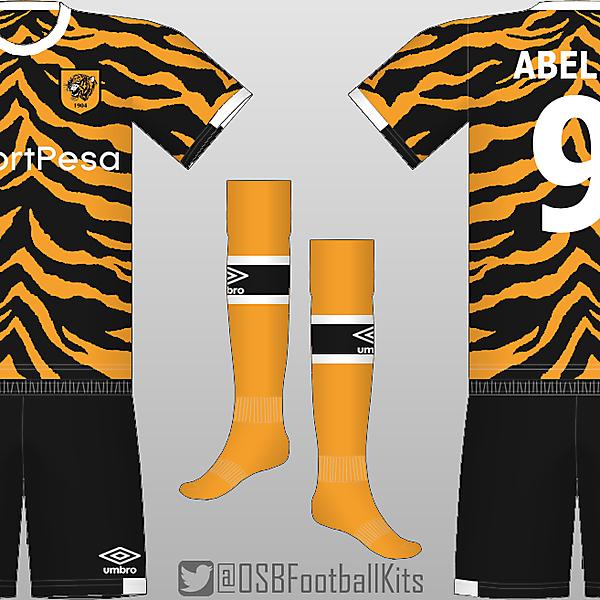 Hull City Throwback Kit