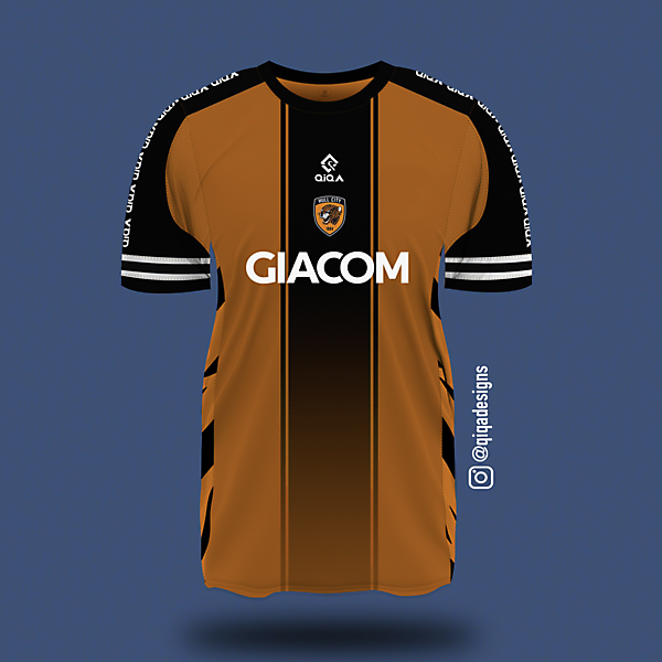 Hull City x Own Brand Concept