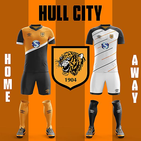 Hull City x Umbro