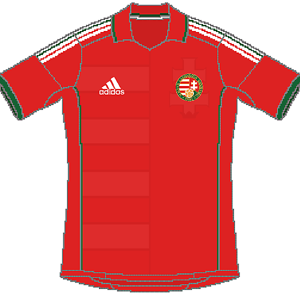 Hungary Adidas Home