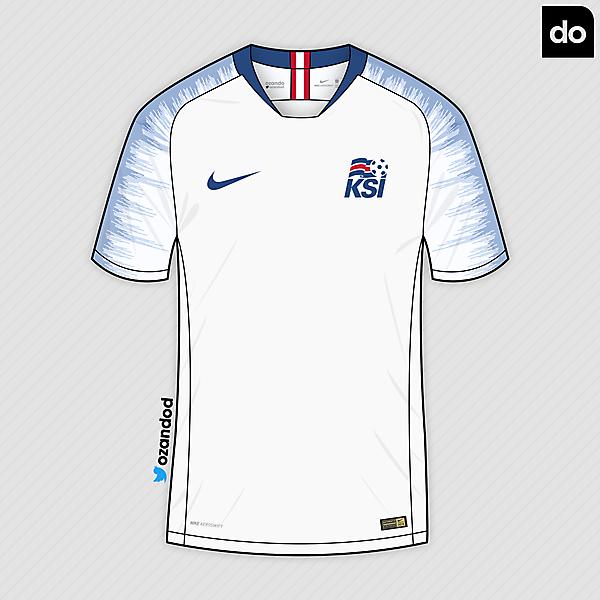Iceland x Nike | Away