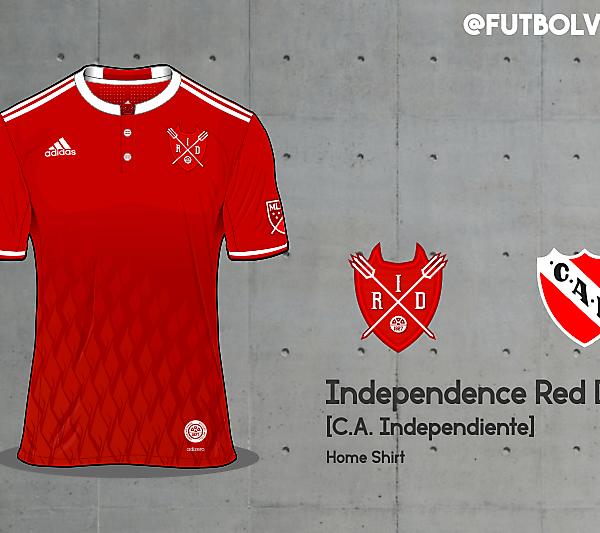 Independece Red Devils - MLS Argentine Invasion