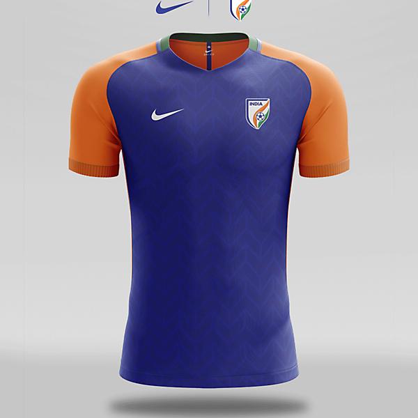 India x Nike Kit