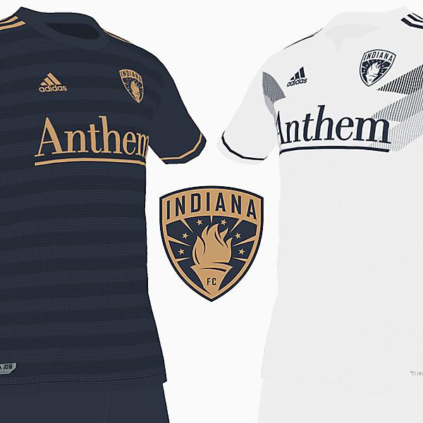 Indiana FC kits