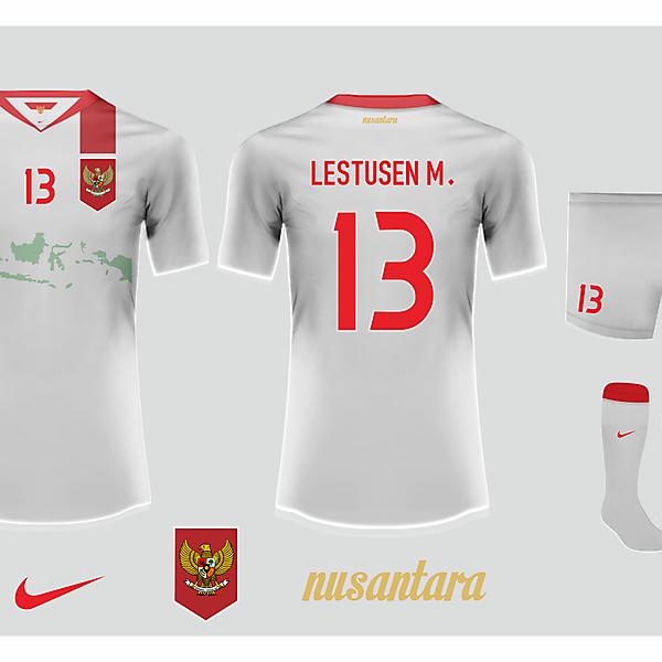INDONESIA fantasy kit 2014-15 away