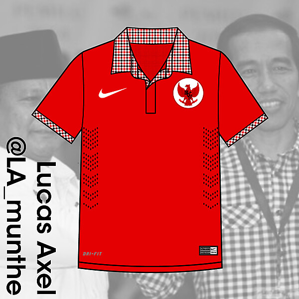 Indonesia Home Kit - Nike