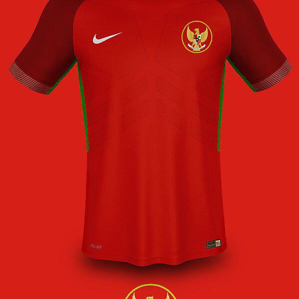 Indonesia Home Kits 2018 Fantasy