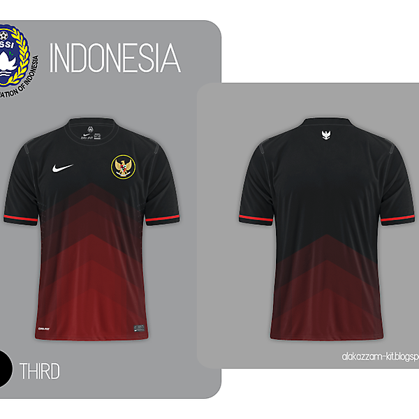 Indonesia National Team Third
