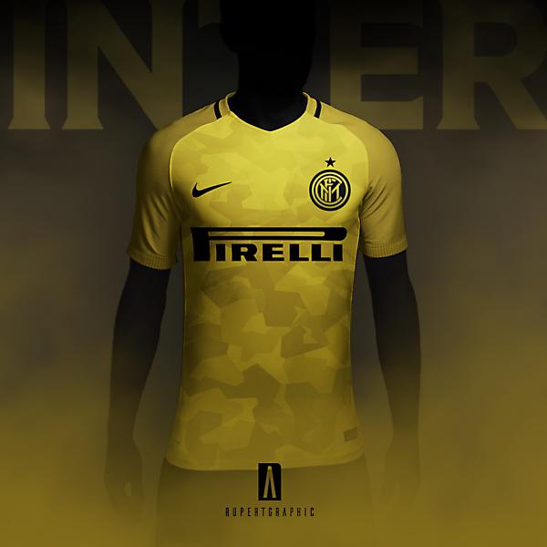 Inter 2017/18 Nike