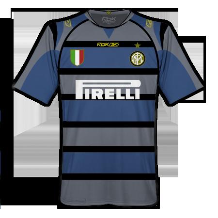 Inter Milan Home and Away