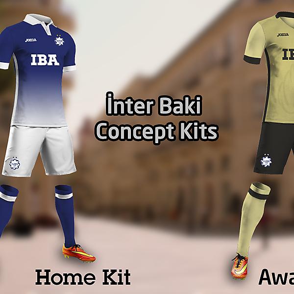 İnter Baki Concept Kits