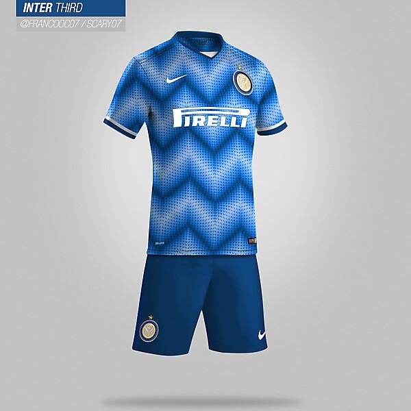 Inter de Milan - Third