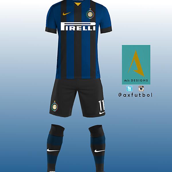 Inter de Milan Home kit
