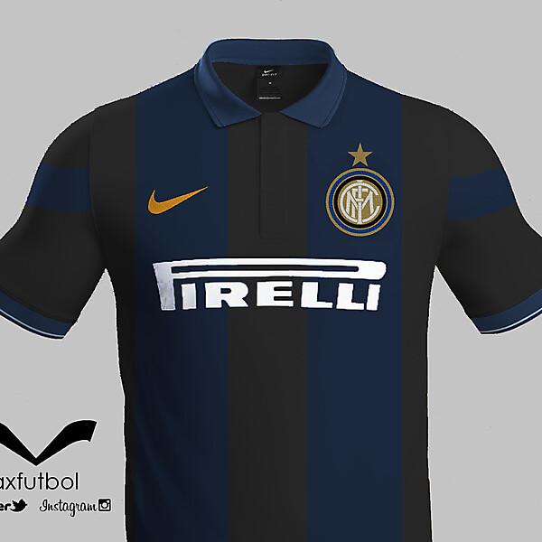 Inter de Milan nike kit design