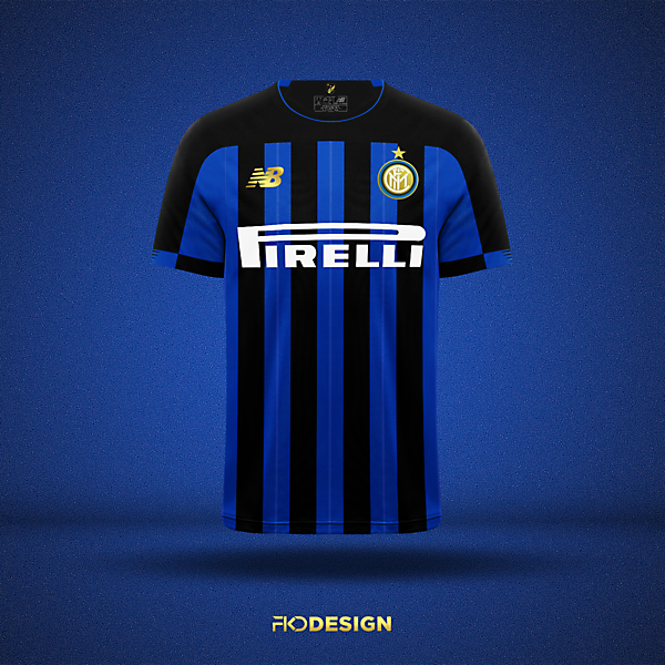 Inter FC || New Balance || Home