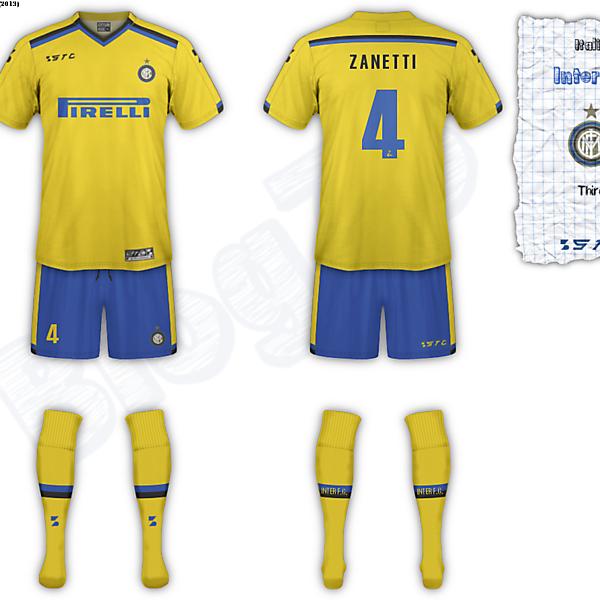 Inter F.C. fantasy third