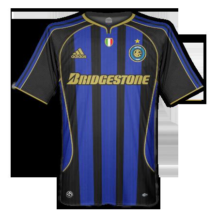 Inter de Milan Home Fantasy
