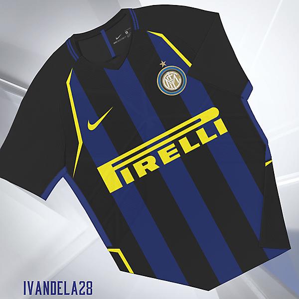 Inter Home Kit Nike