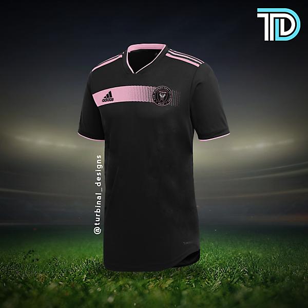 Inter Miami Away Kit Concept