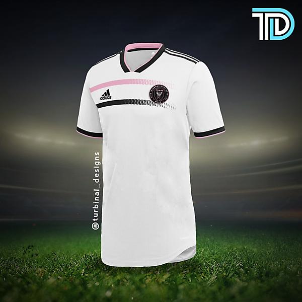 Inter Miami Third Kit Concept