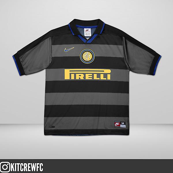 Inter Milan 3rd Kit redesign (1/3)