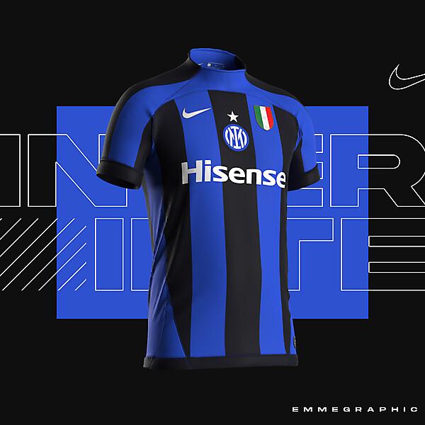 Inter Milan | Nike | Home