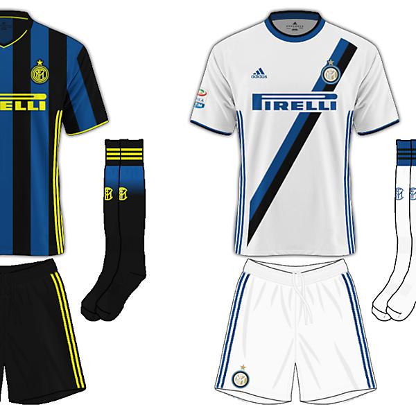 Inter Milan Adidas